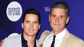 Matt Bomer and Husband Simon Halls Support Orlando Victims at onePULSE Benefit
