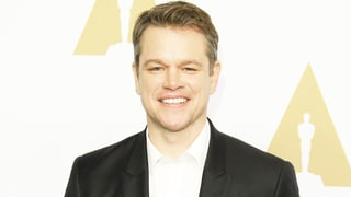 Matt Damon Was One of the First to Know About Amal Clooney's Pregnancy: 'I Almost Started Crying'