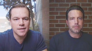 Ben Affleck and Matt Damon Argue Over Who's Better Friends With Tom Brady