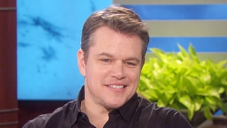 Matt Damon Talks George Clooney Baby News: 'I Don't Know How Anybody Does Twins'