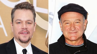 Matt Damon Remembers Robin Williams 20 Years After 'Good Will Hunting'