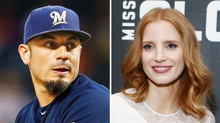 MLB Player Matt Garza Slammed for Lecturing Jessica Chastain About Birth Control — Read the Internet Reactions