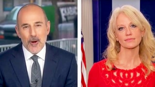 Matt Lauer Grills Exhausted Kellyanne Conway Over Michael Flynn's Resignation: 'That Makes No Sense!'