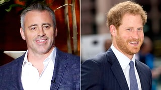 Matt LeBlanc Recalls the Time Prince Harry Kissed His Daughter