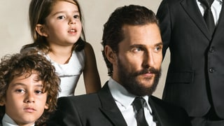 Go Behind the Scenes of Matthew McConaughey's New Dolce & Gabbana The One Campaign