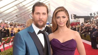 Matthew McConaughey and Camila Alves: 13 years