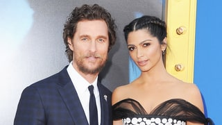 Matthew McConaughey on Being Faithful to Wife Camila Alves: 'I Like Being Under Her Spell'
