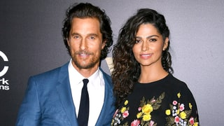 Matthew McConaughey Recalls That Time His Future Wife, Camila Alves, Rejected Him: What He Told Howard Stern