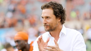 Matthew McConaughey Gives Lucky Longhorn Students a 'Safe' Ride Home — Read the Best Internet Reactions