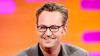 Matthew Perry Talks About Missing the Upcoming 'Friends' Reunion