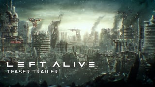 'Left Alive' From Talent Behind Metal Gear, Armored Core, Xenoblade, Revealed