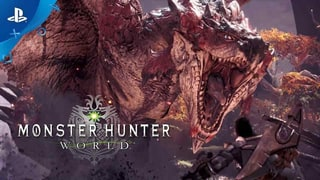 'Monster Hunter: World' Release Date, New Trailer Unveiled