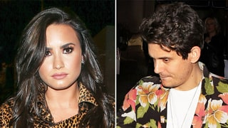 John Mayer Puts His Arm Around Demi Lovato as They Hang Out at Los Angeles Club: Details