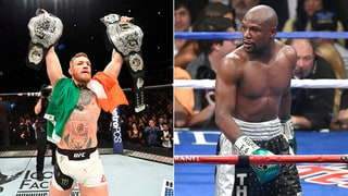 Is Floyd Mayweather Jr. 'Afraid' of Conor McGregor?