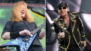 Megadeth Joining Scorpions for North American Fall Tour