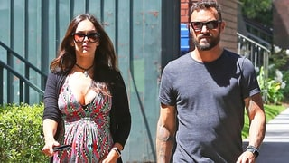 Brian Austin Green Is the Father of Pregnant Megan Fox's Third Child, Pair Step Out After Baby News