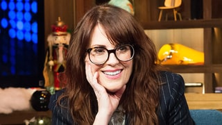 Megan Mullally Reveals Which Famous 'Will & Grace' Guest Stars Fainted, Threw Up