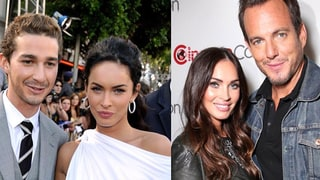 Pregnant Megan Fox Jokes About Who Her Baby Daddy Is