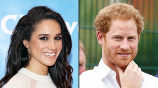 Meghan Markle Flies to London to Visit Prince Harry — All the Details