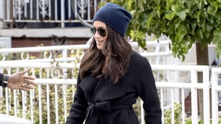 Meghan Markle Steps Out for First Time Since Prince Harry Relationship Reveal