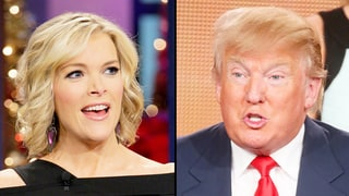Megyn Kelly Talks Donald Trump During Stephen Colbert's Super Bowl Special: 'He Does Have a Beef With Me'