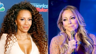 Mel B Wonders If Mariah Carey 'Doesn't Have That Voice Anymore' After New Year's Eve Performance