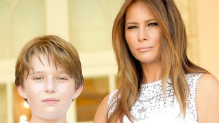 Here's How Barron Trump Will Get to School Now That Donald Trump Is President