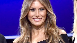 Melania Trump's $2,645 Presidential Debate Dress Sells Out — Plus, See Who's Worn It Before!