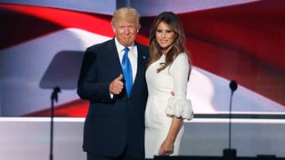 Melania Trump Says She Wrote RNC Speech 'With as Little Help as Possible'