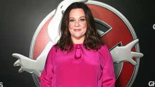 Melissa McCarthy Makes a Statement in Head-to-Toe Hot Pink Jumpsuit