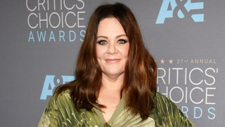 Melissa McCarthy Reveals She's a Size 14, and It's Thanks to a 'Superboring Life'