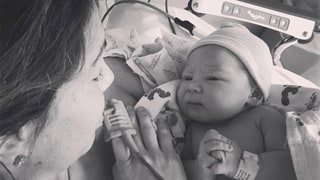 Meet Melissa Rycroft's Newborn Son Cayson Jack: First Photo!