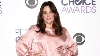 Melissa McCarthy Works Her Slimmer Figure at People's Choice Awards: See Her Look!