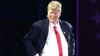 Flashback: That Time Meryl Streep Impersonated Donald Trump