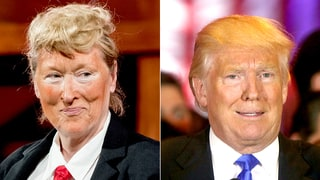 Meryl Streep Dresses Up as Donald Trump — With Orange Face and a Fat Suit — at NYC Gala
