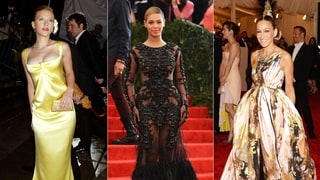 Relive the Best Met Gala Dresses of All Time