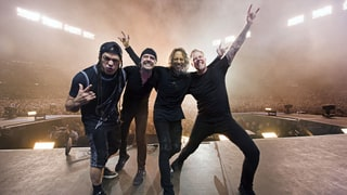 Metallica Eye 'Full-On Touring' in America Next Year