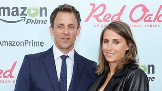 Seth Meyers Tears Up as He Talks Son's Birth, Reveals His Son's Name