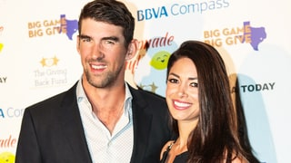 Michael Phelps Enjoys Rare Night Out With Drop-Dead Gorgeous Wife Nicole Johnson