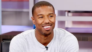 "Michael B. Jordan: I Wear ""More Clothes"" Since My Mom Moved In — Watch Us Weekly's Loose Talk!"