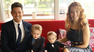 Michael Buble Reveals Son Noah, 3, Was Diagnosed With Cancer: 'We Are Devastated'