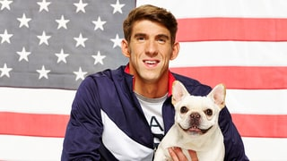 Olympic Parents Michael Phelps, Justin Gatlin Talk Balancing Parenthood and Sports: Watch