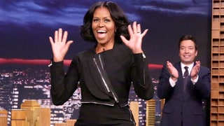 Here's What Michelle Obama Wore for Her Last 'Tonight Show' Appearance as FLOTUS