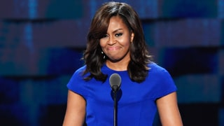 Michelle Obama Delivers Rousing DNC 2016 Speech: 'I Wake Up Every Morning in a House That Was Built by Slaves'