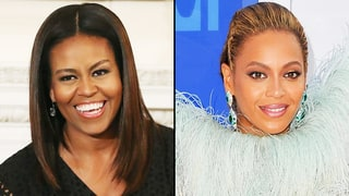 Michelle Obama Jokes About Beyonce: 'You Shouldn't Look Her in the Eye'