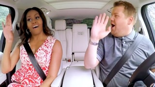 Michelle Obama Sings Beyonce's 'Single Ladies' on Carpool Karaoke: Watch!