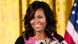 Michelle Obama Just Cut Her Hair: See Her New Style