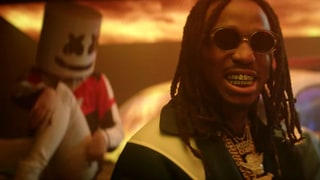 Watch Migos, Marshmello in Nightclub Chaos in 'Danger' Video