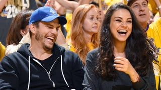 Mila Kunis Used to Think Ashton Kutcher Was Crazy: 'I Was Like, Ugh, I Don't Like You'