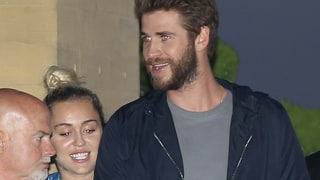 Miley Cyrus and Liam Hemsworth Have Cozy Sushi Dinner Date